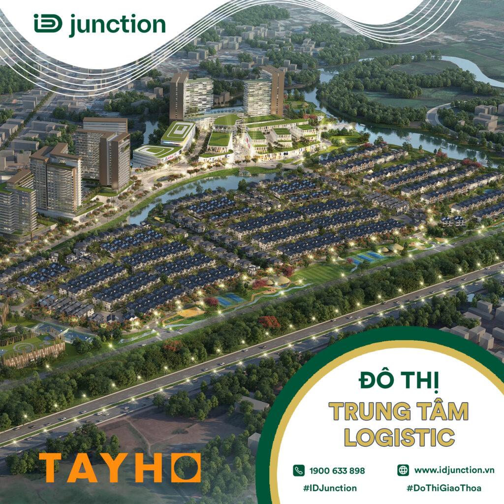 ID Junction - Trung tâm liên kết vùng giữa TPHCM và cảng nước sâu Thị Vải - Cái Mép